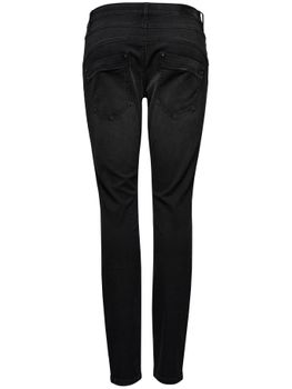 ONLY Damen Boyfriend Jeans LIZZY ANTIFIT JEANS HK2052 black denim schwarz – Bild 3
