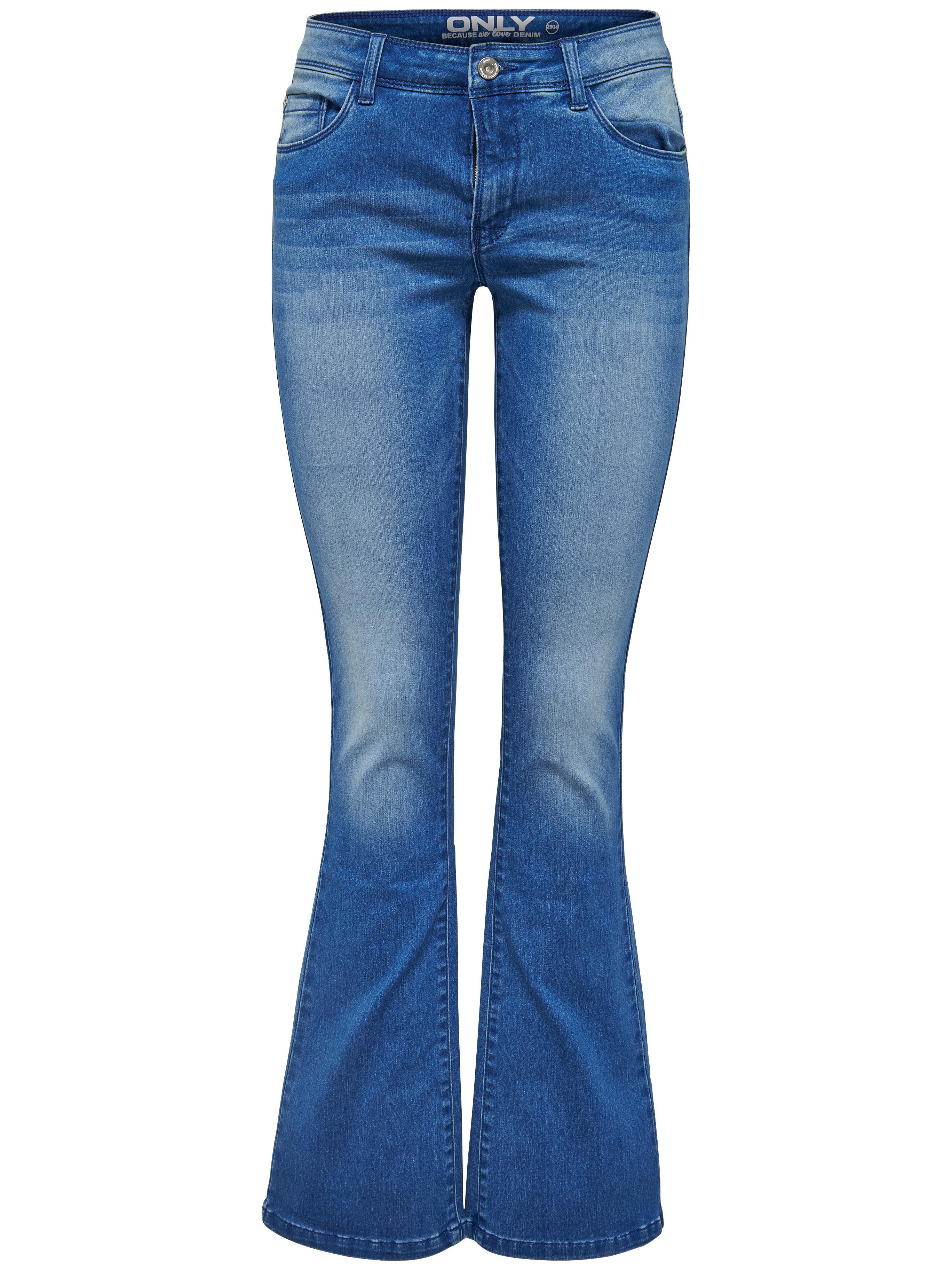 Jeans hose schlag