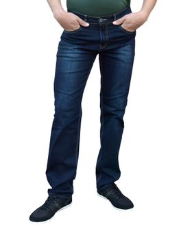 24/7 TWENTYFOUR SEVEN Herren Jeans PALM S05 DARK Straight Fit W 32 - W 46 L 30 - L36