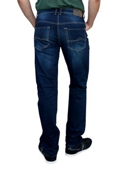 24/7 TWENTYFOUR SEVEN Herren Jeans Hose PALM S05 DARK Straight Fit – Bild 3
