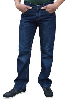 24/7 TWENTYFOUR SEVEN Herren Jeans MAPLE D30 DARK Comfort Fit W 32 - W 42 L 30 - 36