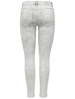 ONLY Damen Jeans Leggings ROYAL REG SK ANKLE RACE PIM 403 biker denim – Bild 6