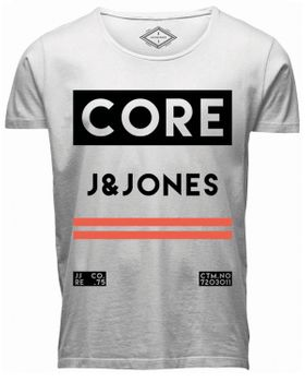 JACK & JONES CORE Herren T-Shirt J CO NILES TEE SS CREW NECK – Bild 3