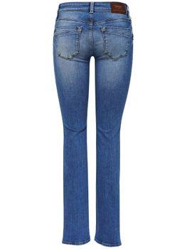 ONLY Damen Jeans onlELLA REG ST DNM REA 3577A NOOS straight regular fit – Bild 4