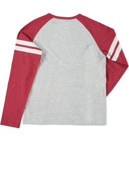 NAME IT Kinder Jungen Pullover Shirt nitBEN K LS TOP langarm in 3 Farben – Bild 5