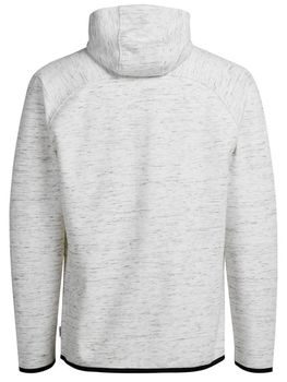 JACK & JONES CORE Herren Sweat-Shirt Sport-Jacke J CO KEEP SWEAT ZIP HOOD Kapuze – Bild 9