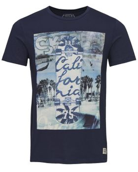 JACK & JONES ORIGINALS Herren T-Shirt jjorSKATER TEE SS CREW NECK – Bild 6
