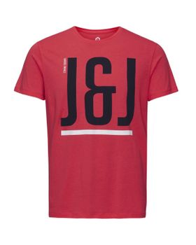 JACK & JONES CORE Herren T-Shirt J CO WARM TEE SS CREW NECK Rundhals – Bild 5