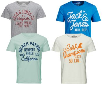 JACK & JONES ORIGINALS Herren T-Shirt J OR NEW TEE SS CREW NECK – Bild 1