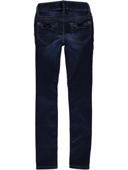 NAME IT Kinder Mädchen Jeans Hose nitTANJA DNM LEGGING NOOS Dark Blue Denim