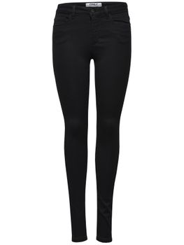 ONLY Damen Jeans Leggings onlROYAL HIGH SK PIM 600 NOOS Skinny black schwarz – Bild 1