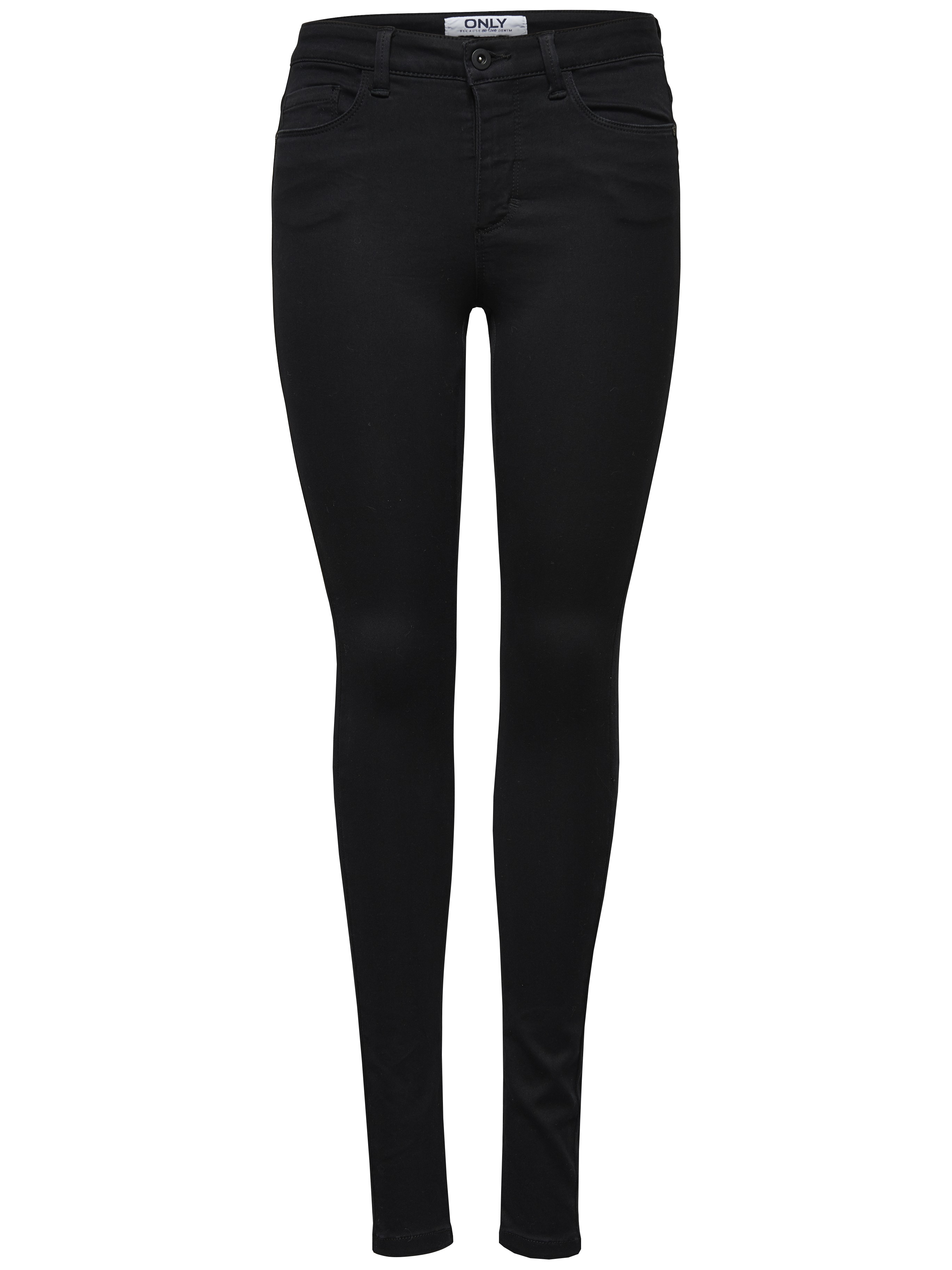 45b1d3abe826 ONLY Damen Jeans Leggings onlROYAL HIGH SK PIM 600 NOOS Skinny black schwarz