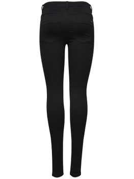ONLY Damen Jeans Leggings onlROYAL HIGH SK PIM 600 NOOS Skinny black schwarz – Bild 2