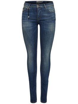 ONLY Damen Jeans onlSHAPE REG SK DNM REA 11161 NOOS denim skinny – Bild 1