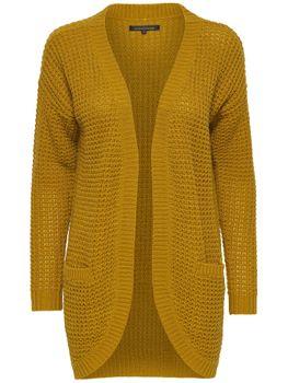 ONLY Damen Oversize Strickjacke Jacke onlEMMA XO L/S LONG CARDIGAN NOOS – Bild 10