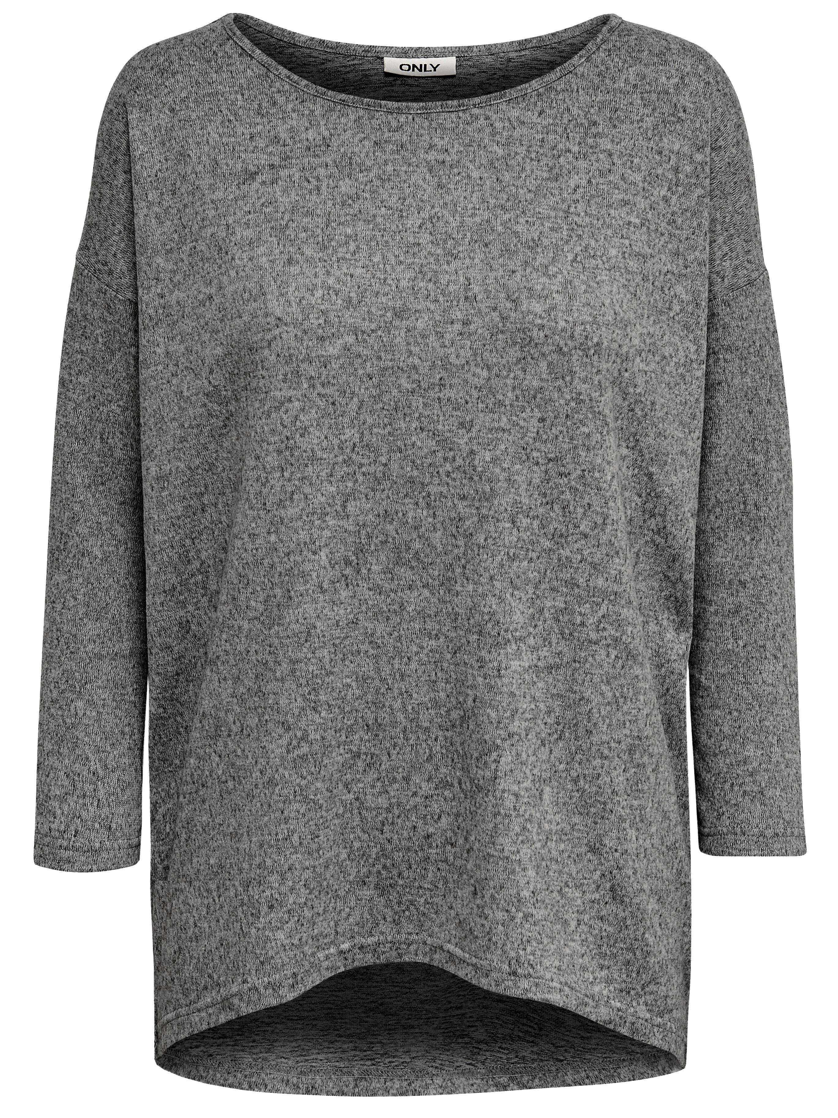 only damen oversize strick pullover shirt onlelcos 4 5. Black Bedroom Furniture Sets. Home Design Ideas