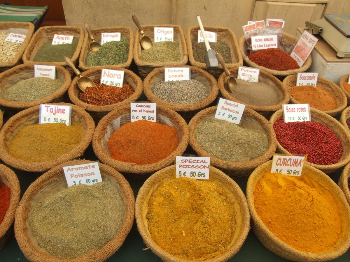 Naturprodukte & Extrakte