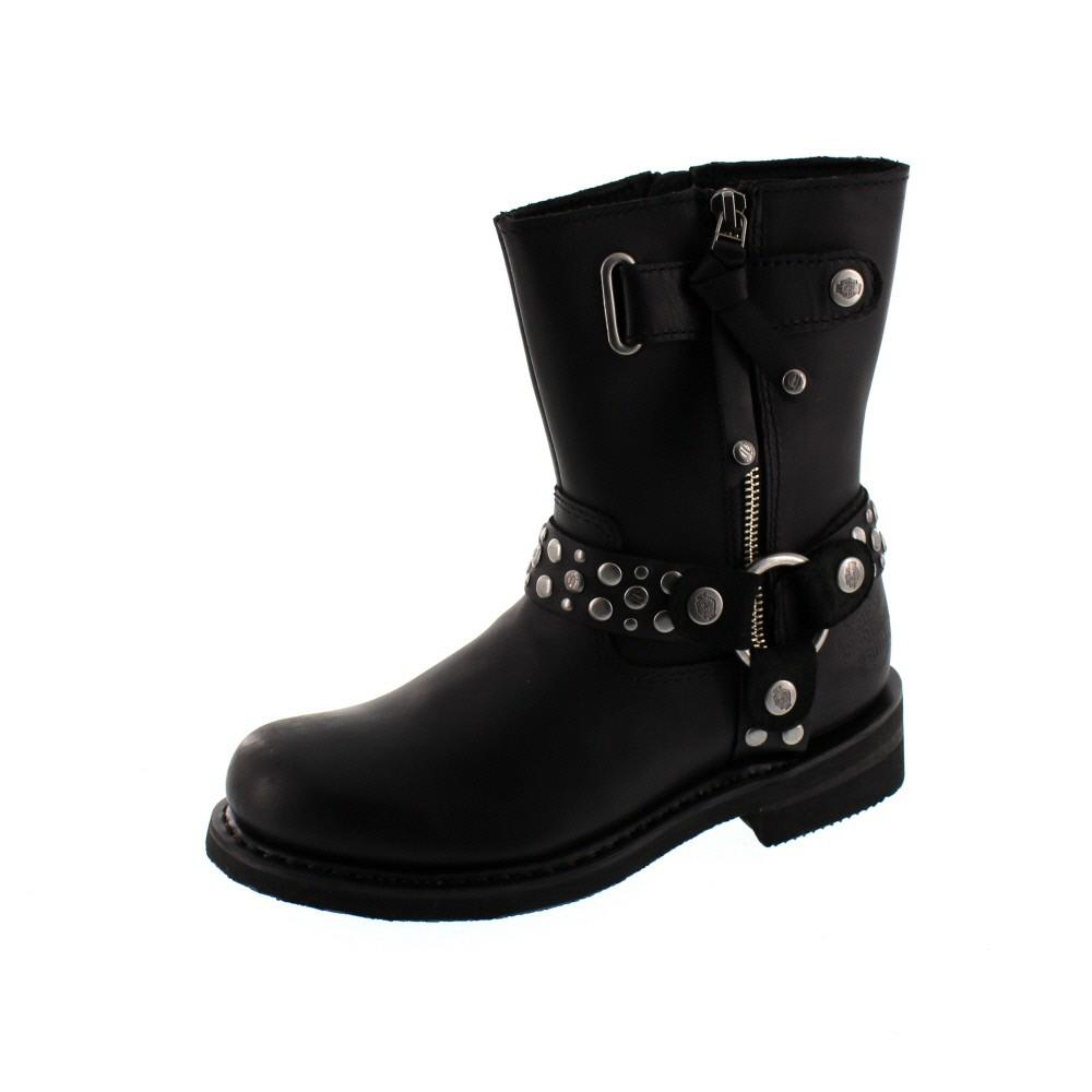 HARLEY DAVIDSON Women - Boots VADA - black
