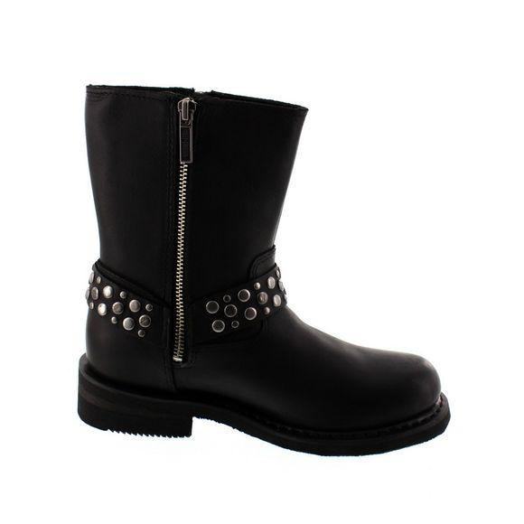 HARLEY DAVIDSON Women - Boots VADA - black - Thumb 3