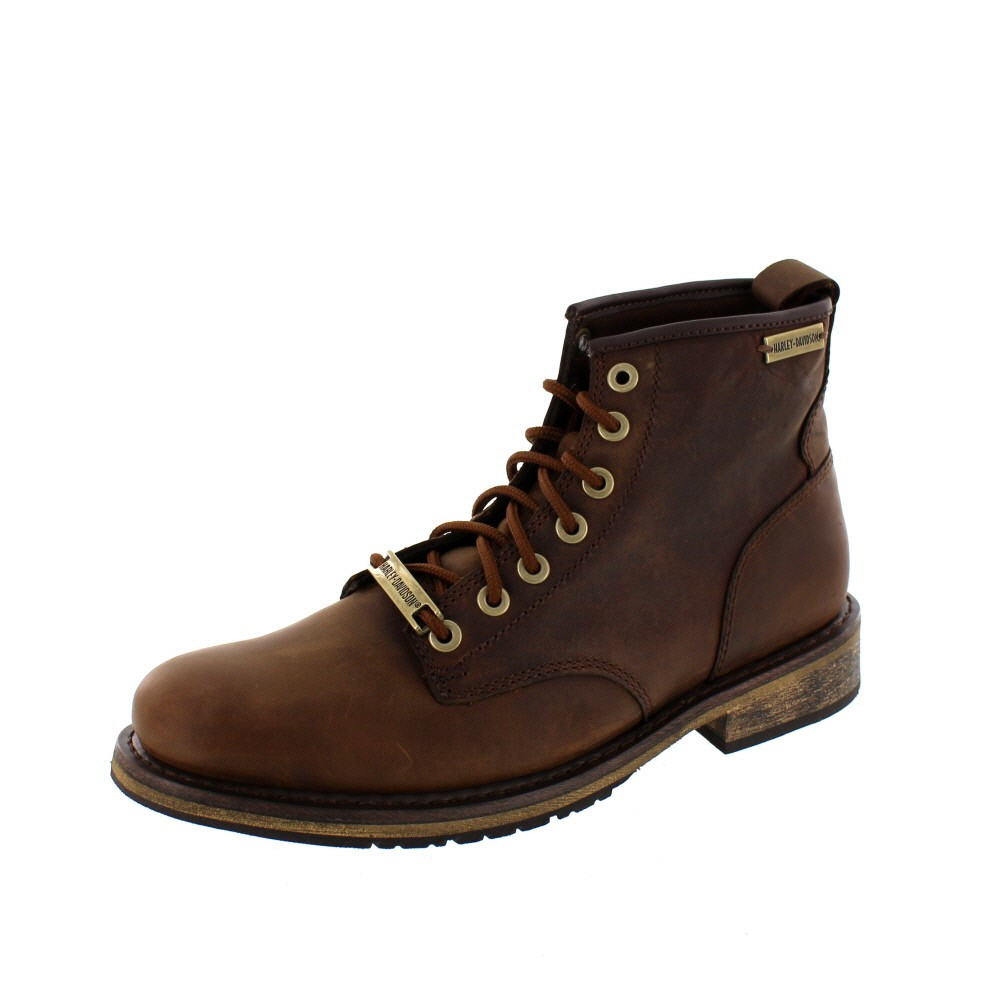 HARLEY DAVIDSON Men - Boots JOSHUA - brown