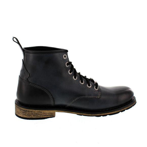 HARLEY DAVIDSON Men - Boots JOSHUA - black - Thumb 3