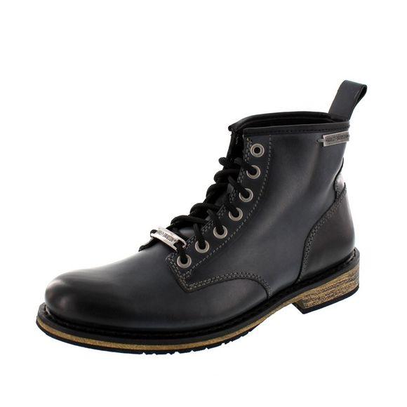 HARLEY DAVIDSON Men - Boots JOSHUA - black
