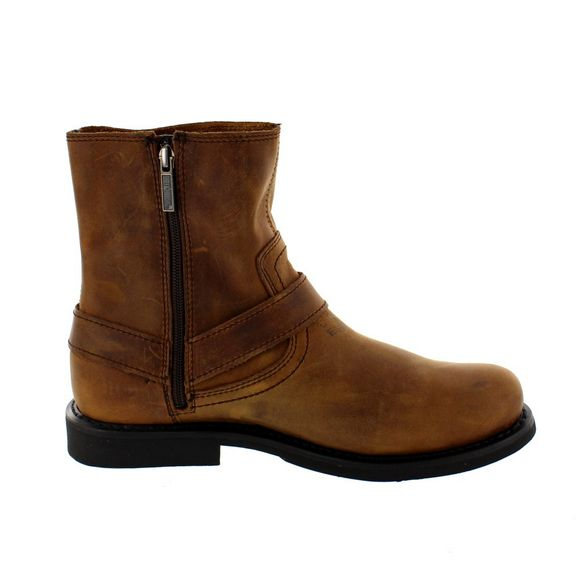 HARLEY DAVIDSON Men - Boots SCOUT - D95263 - brown - Thumb 3
