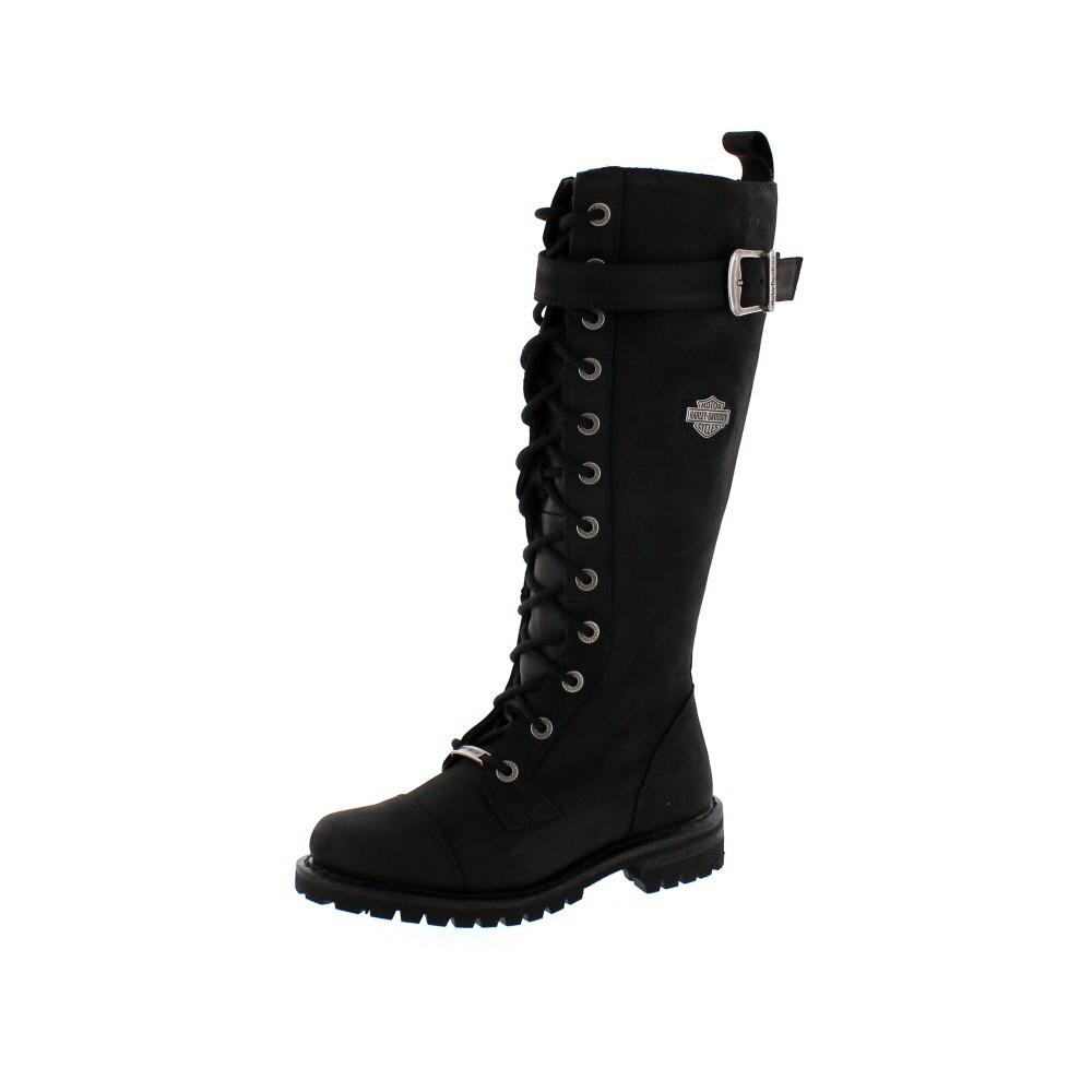HARLEY DAVIDSON Women - Boots SAVANNAH - D81489 - black