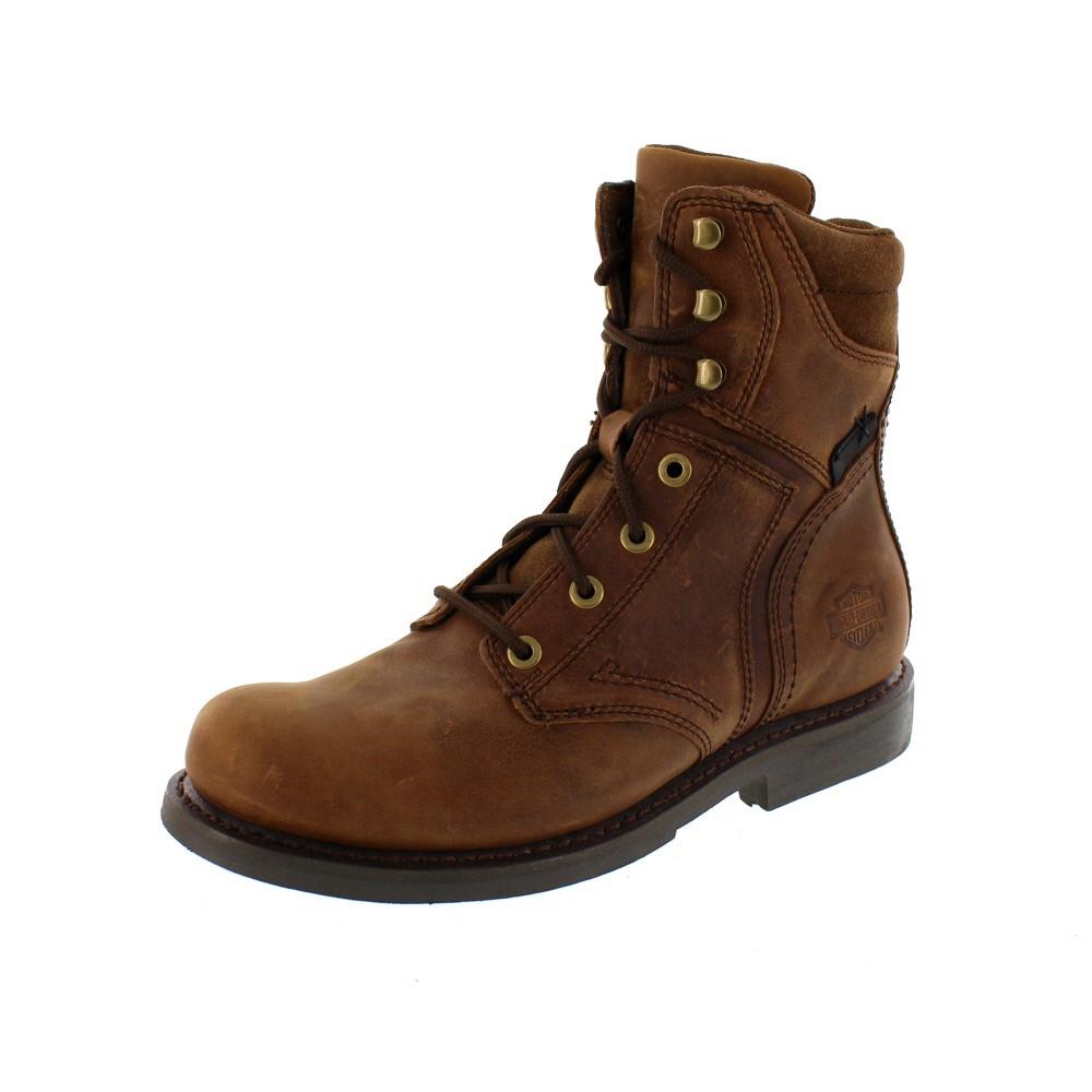 HARLEY DAVIDSON Men - Boot DARNEL - D94285 - brown