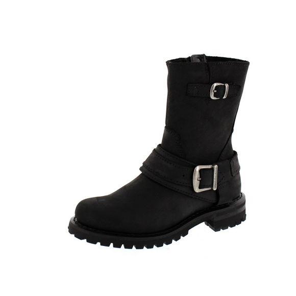 HARLEY DAVIDSON Women - Boots SCARLET - D81488 - black