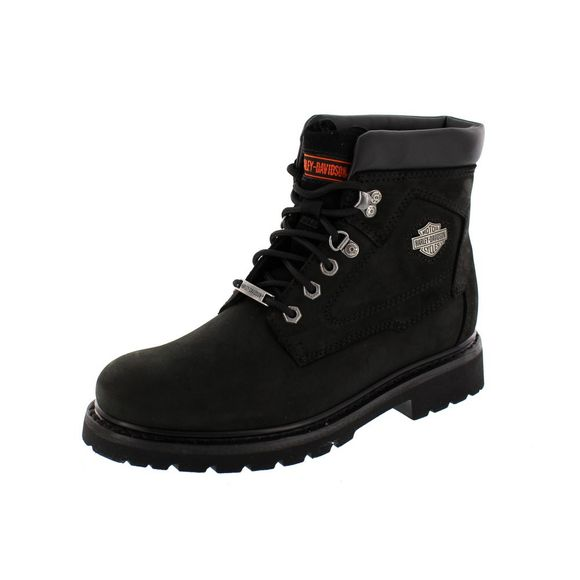 HARLEY DAVIDSON Men - Boots BADLANDS - black