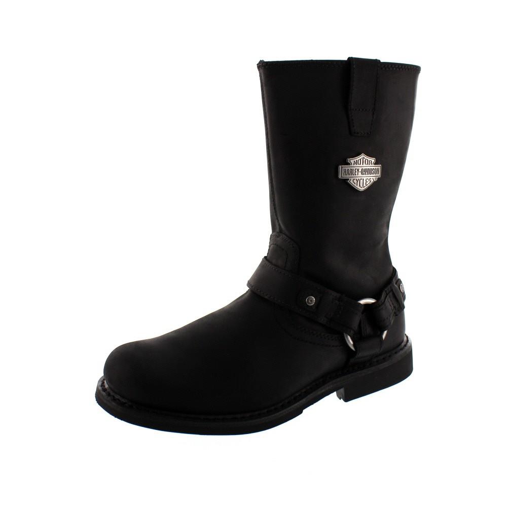 HARLEY DAVIDSON Men - Boots JOSH - black