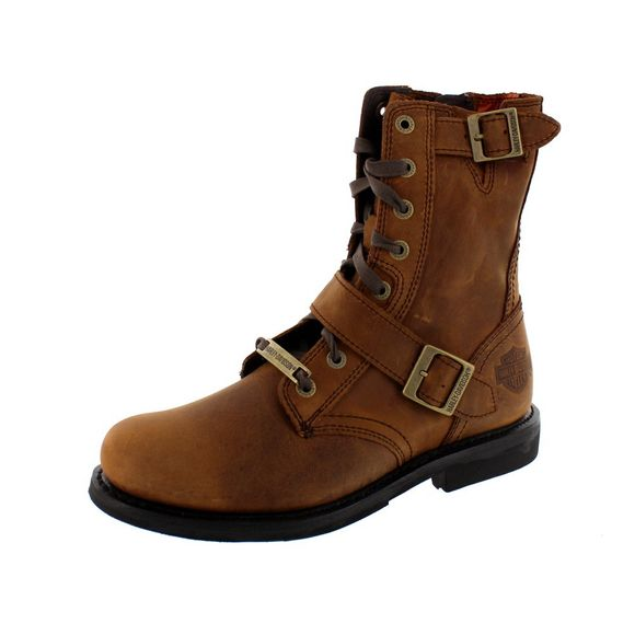 HARLEY DAVIDSON Men - Boots RANGER - brown