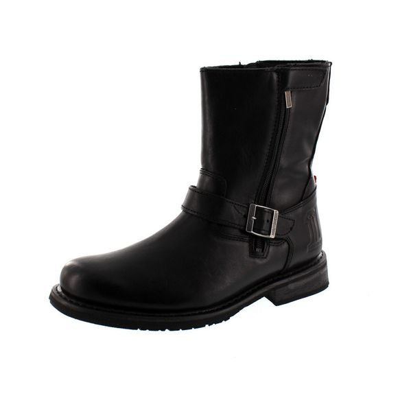 HARLEY DAVIDSON Men - Boots KARL - black