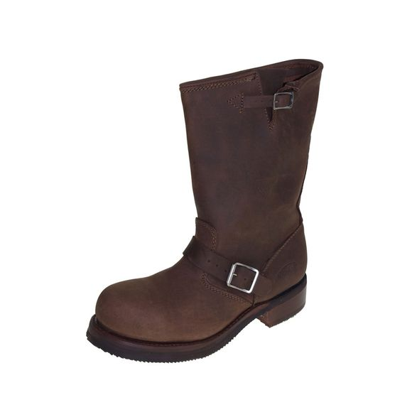 BUFFALO - Boots 1808 - brown