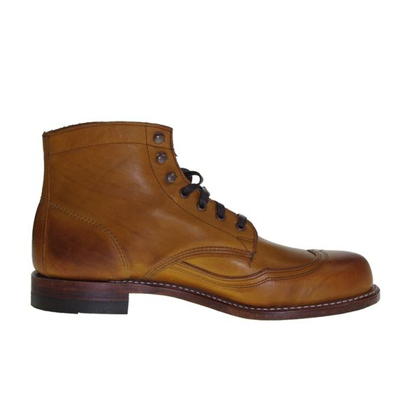 WOLVERINE 1000 MILE Men - Boots ADDISON BOOT - tan - Thumb 4