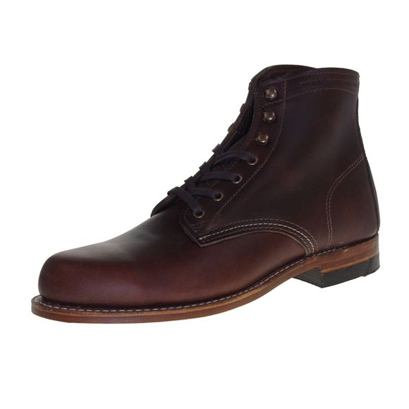 WOLVERINE 1000 MILE Men - Boots 1000 MILE - brown