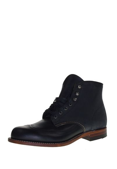 WOLVERINE 1000 MILE Men - Boots ADDISON BOOT - black - Thumb 7