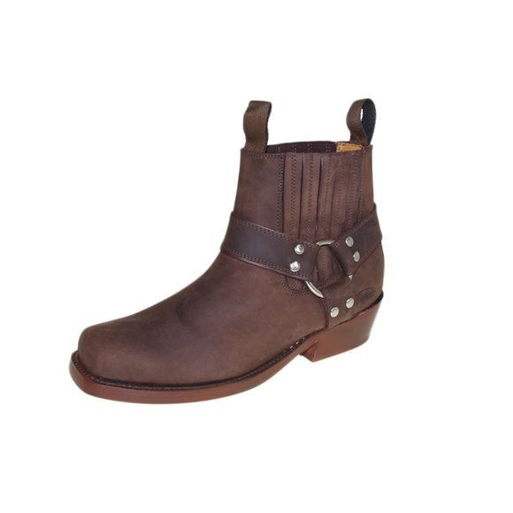 BUFFALO Shoes - Boots 6000 - brown