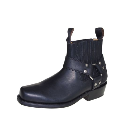 BUFFALO Shoes - Boots 6000 - black