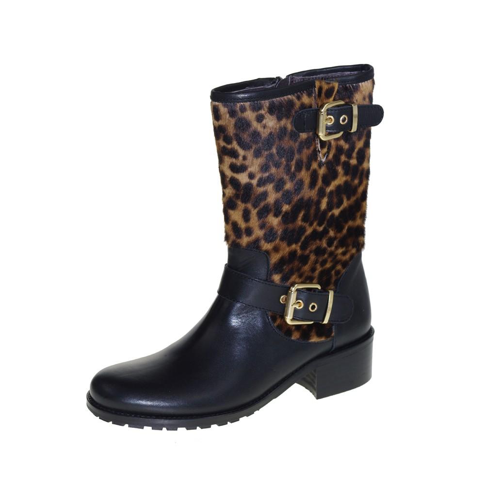 KENTUCKY`S WESTERN Women - 152-670-1 - black leopard
