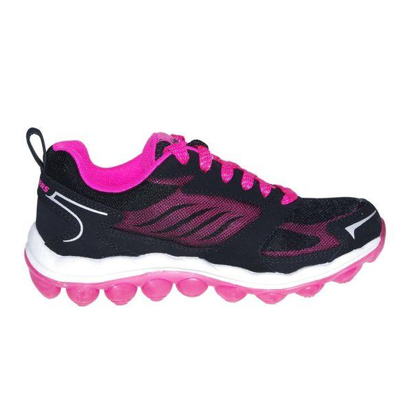 SKECHERS - Bizzy Bounce 80221 L - black hot pink - Thumb 3