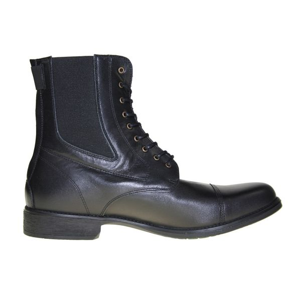 HOBO Men - Stiefelette LISBOA GP rd ECO - black panther - Thumb 3