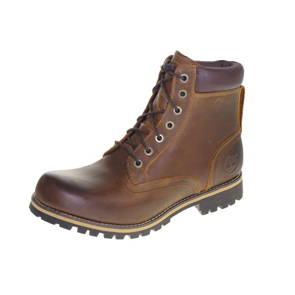 TIMBERLAND Schuhe - WP  Boot 74134 - red brown - Thumb 1