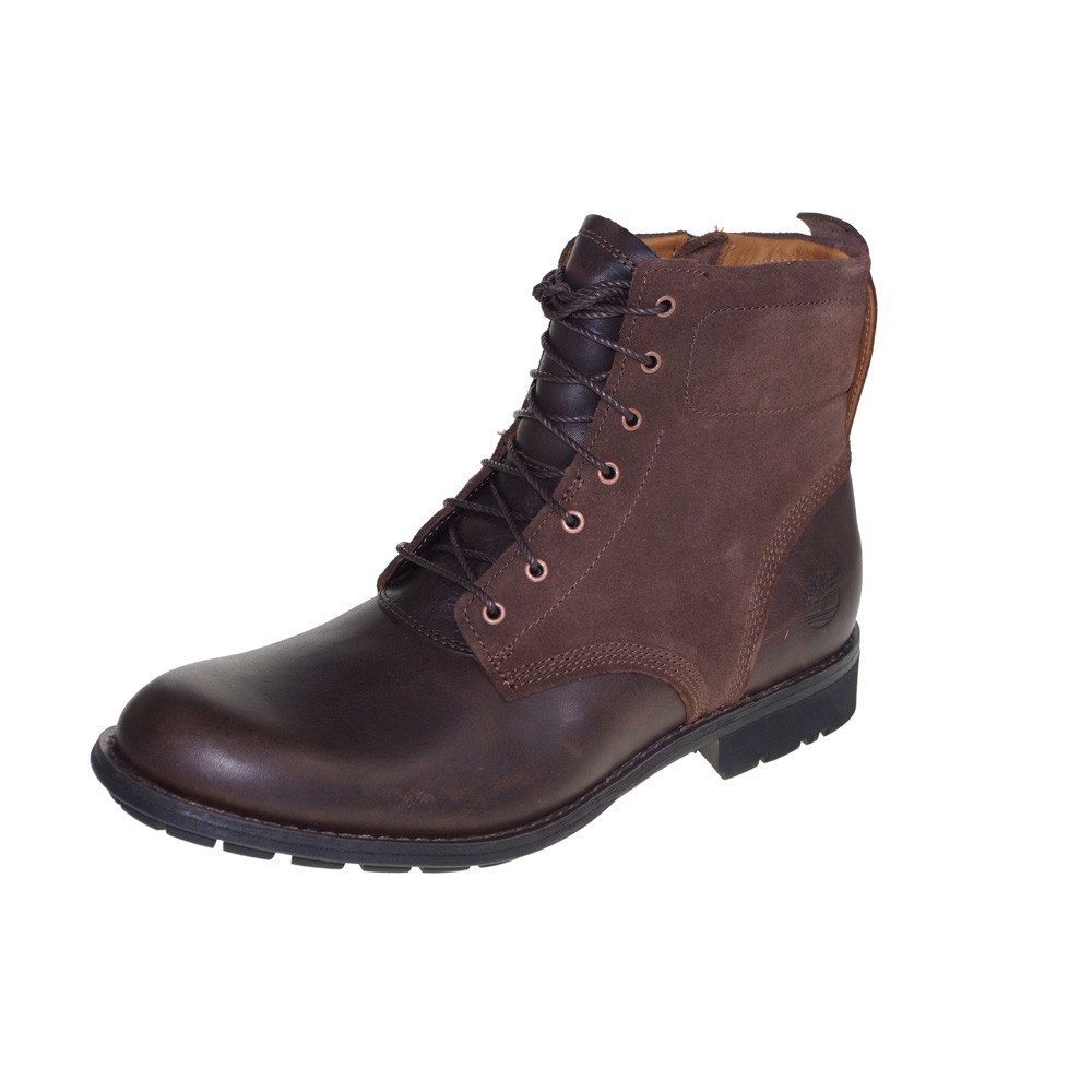 TIMBERLAND - City Premium Boot A11YQ - dark brown