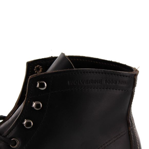 WOLVERINE 1000 MILE Men - Boots EVANS - black - Thumb 6