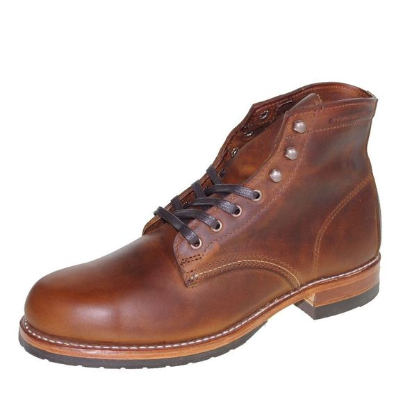 WOLVERINE 1000 MILE Men - Boots EVANS - brown