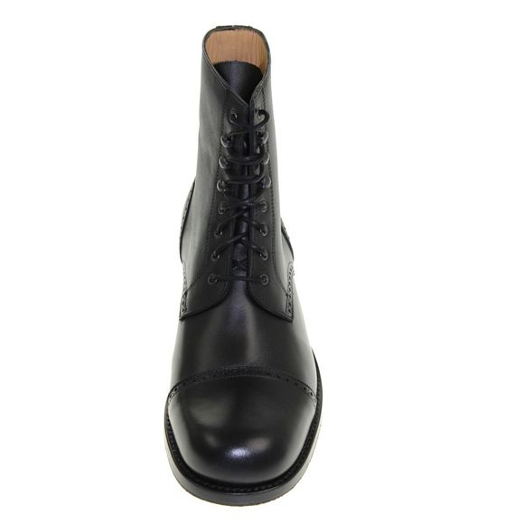 HOBO Herrenschuhe - Boots DERBY COMMANDER LR - black  - Thumb 2