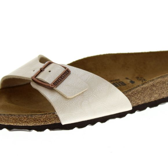 BIRKENSTOCK - MADRID BF 0940153 - graceful pearl white - Thumb 6