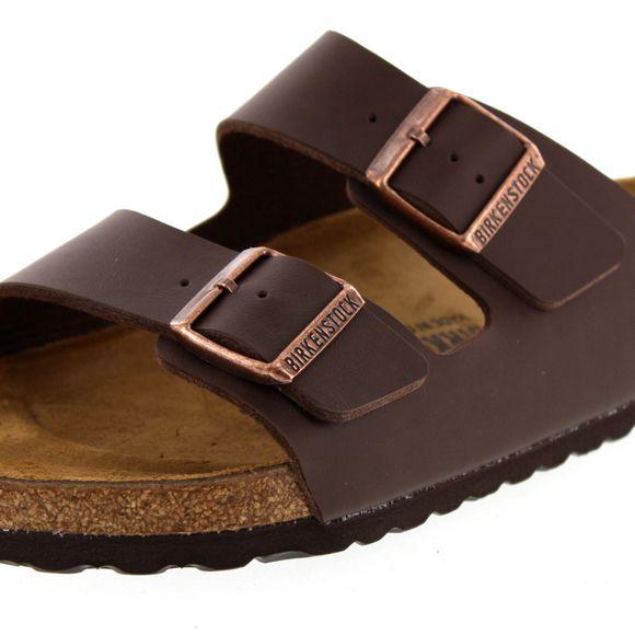 BIRKENSTOCK - Pantolette ARIZONA 0051701 - dark brown - Thumb 6
